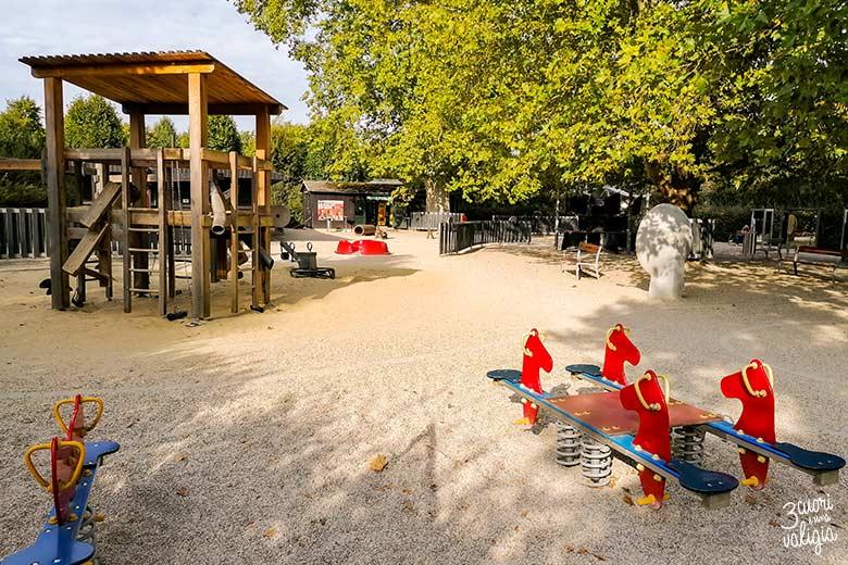 Parco giochi del labirinto