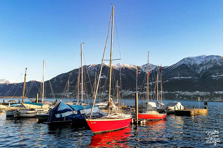 Lago Maggiore, Locarno