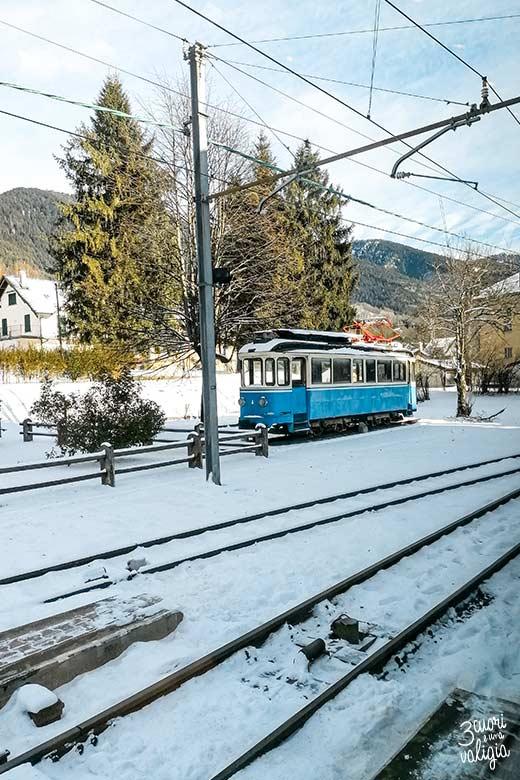 Treno storico Vigezzina Centovalli