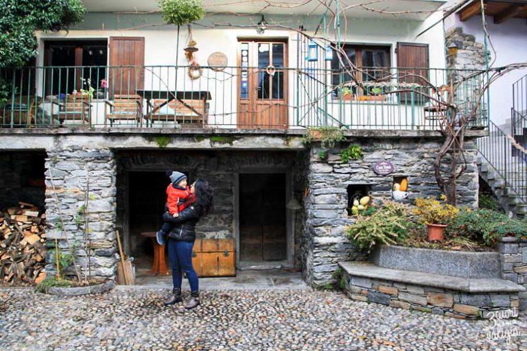 Dove dormire in Val d'Ossola: B&B Casa Tomà